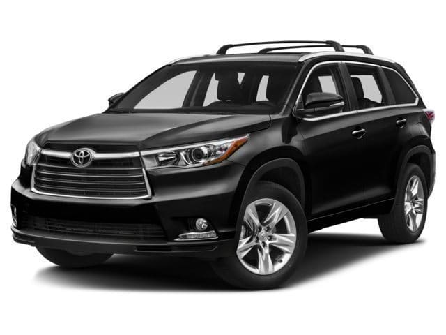 Used 2016 Toyota Highlander Limited V6 All-Wheel Drive AWD Limited SUV For Sale Oxford, MS