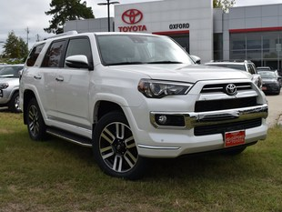 New 2020 Toyota 4Runner Limited SUV in Oxford, MS