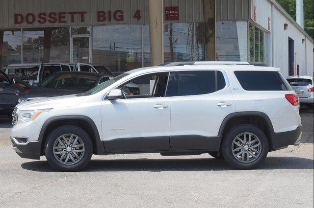 Pre-Owned 2018 GMC Acadia FWD SLT-1