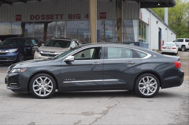 Pre-Owned 2014 Chevrolet Impala 1LTZ
