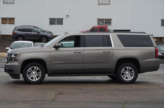 Pre-Owned 2018 Chevrolet Suburban 2WD 1500 LT