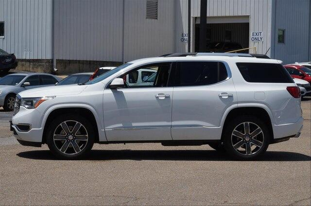 Certified Pre-Owned 2019 GMC Acadia FWD Denali