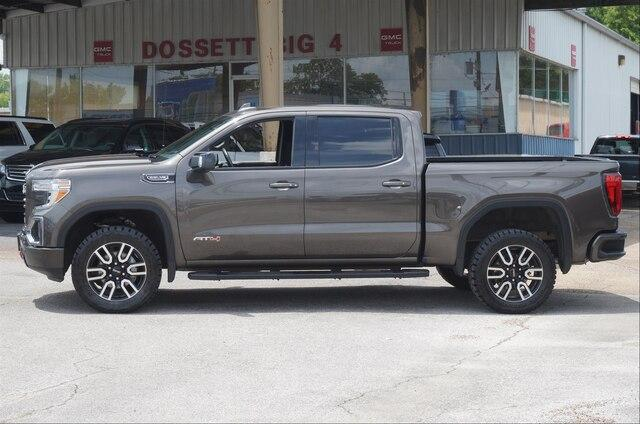 Pre-Owned 2019 GMC Sierra 1500 Crew Cab Short Box 4-Wheel Drive AT4