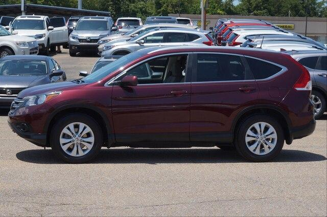 Pre-Owned 2014 Honda CR-V EX-L AWD with RES