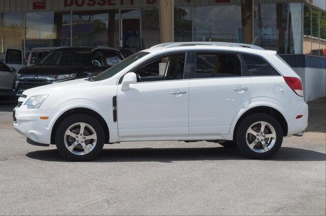 Pre-Owned 2012 Chevrolet Captiva Sport Fleet AWD 4dr LTZ