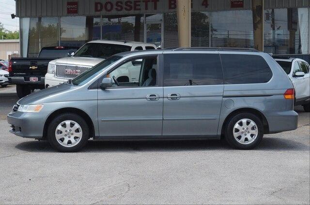 Pre-Owned 2002 Honda Odyssey EX