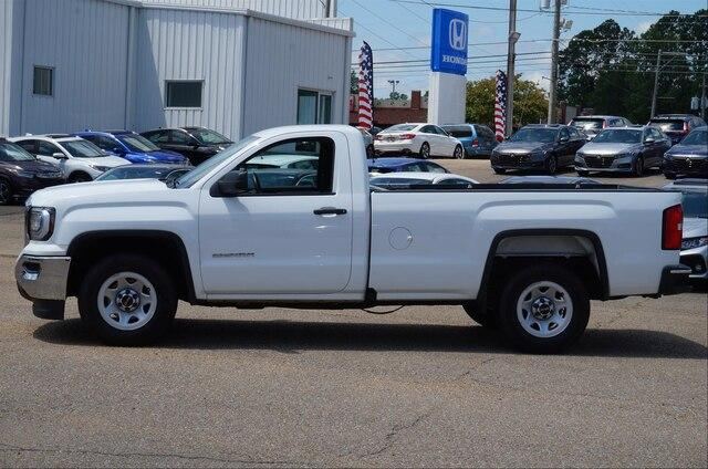 Pre-Owned 2018 GMC Sierra 1500 Regular Cab Long Box 2-Wheel Drive