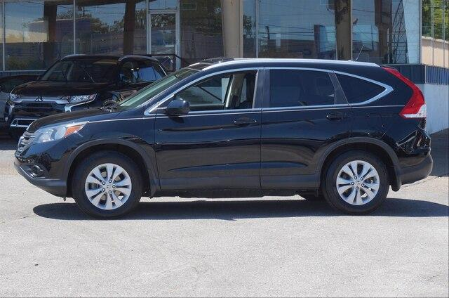 Pre-Owned 2014 Honda CR-V EX-L 2WD with Navigation