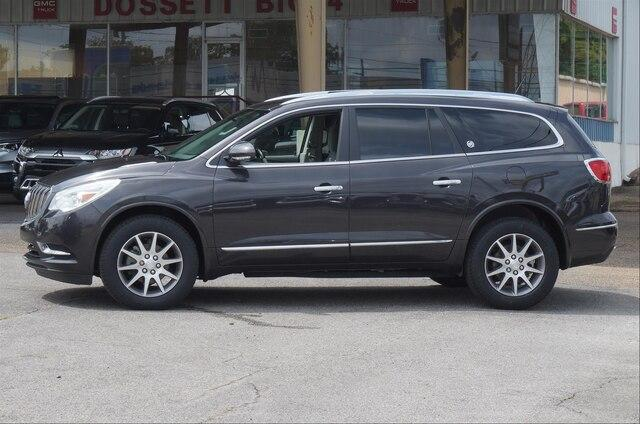 Certified Pre-Owned 2017 Buick Enclave Convenience FWD