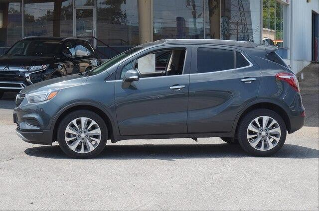 Certified Pre-Owned 2018 Buick Encore Preferred FWD