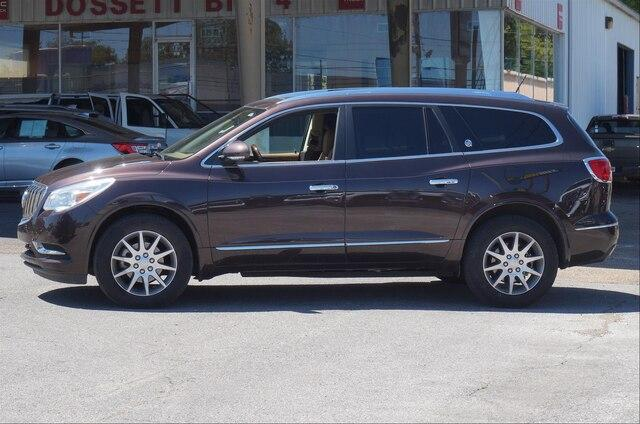 Certified Pre-Owned 2016 Buick Enclave Leather FWD