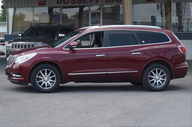 Pre-Owned 2017 Buick Enclave Leather FWD