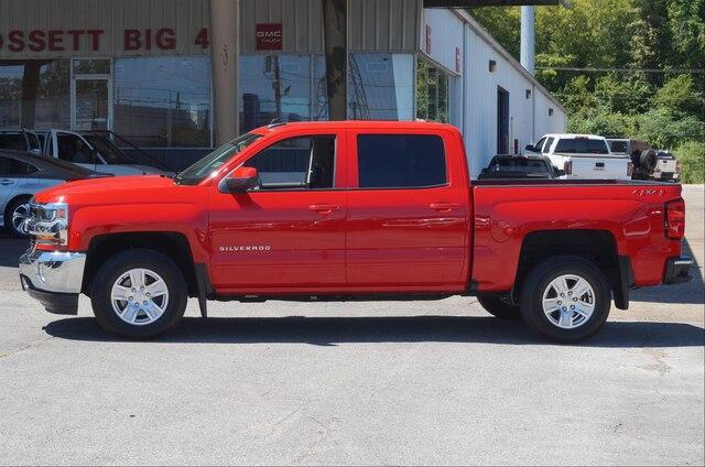 Certified Pre-Owned 2018 Chevrolet Silverado 1500 Crew Cab Short Box 4-Wheel Drive LT All Star Edition