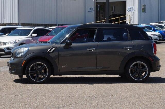 Pre-Owned 2011 MINI Cooper S Countryman ALL4 S