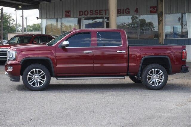 Pre-Owned 2016 GMC Sierra 1500 Crew Cab Short Box 4-Wheel Drive Denali