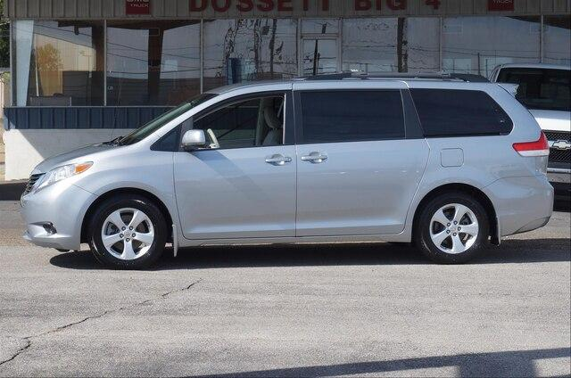 Pre-Owned 2014 Toyota Sienna 5dr 8-Pass Van V6 LE FWD (Natl)