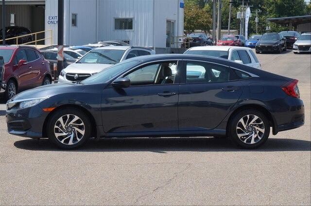 Pre-Owned 2018 Honda Civic Sedan EX CVT