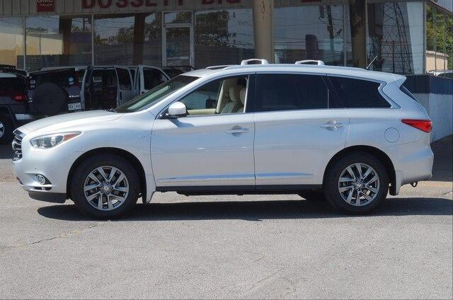 Pre-Owned 2015 INFINITI QX60 3.5 AWD