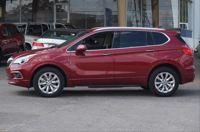 Certified Pre-Owned 2017 Buick Envision FWD 4dr Essence