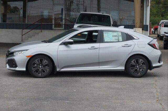Pre-Owned 2019 Honda Civic Hatchback EX CVT