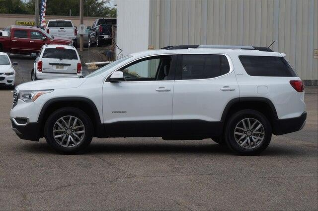Certified Pre-Owned 2019 GMC Acadia FWD SLE-2