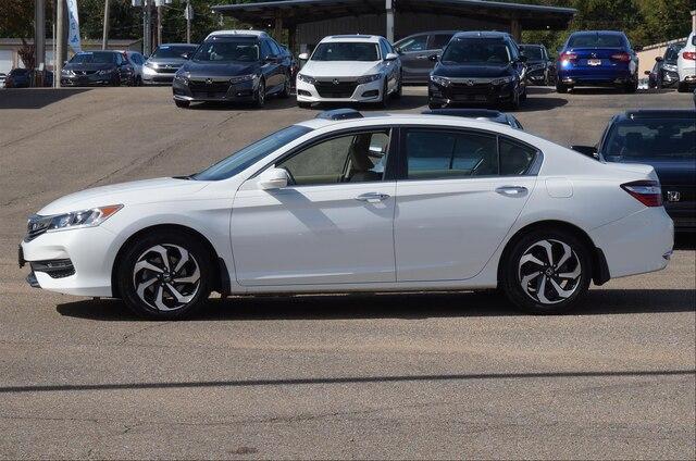 Pre-Owned 2016 Honda Accord Sedan EX-L CVT PZEV