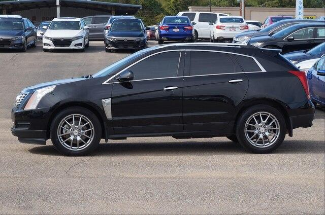 Pre-Owned 2014 Cadillac SRX FWD 4dr Luxury Collection