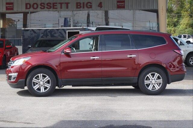 Certified Pre-Owned 2016 Chevrolet Traverse FWD 2LT