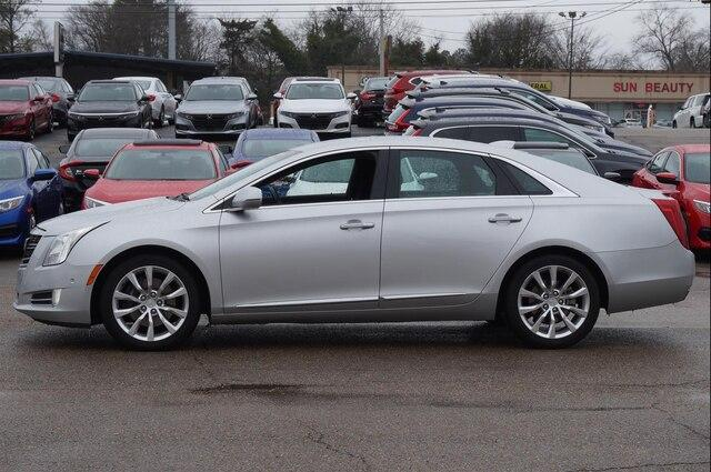 Pre-Owned 2017 Cadillac XTS 3.6L V6 FWD Luxury